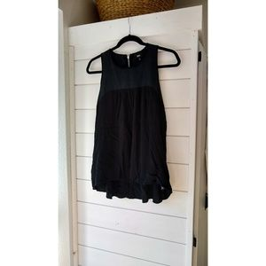 Mossimo black tank top